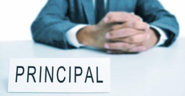 how to become a principal