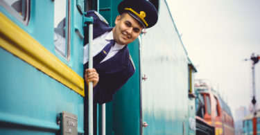 How to Become a train conductor