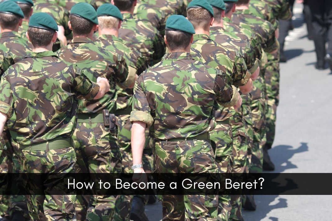 How to Become a Green Beret