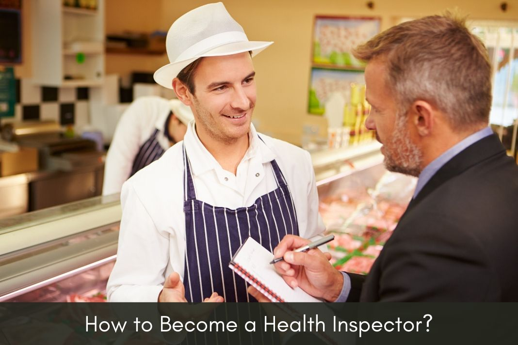 How to Become a Health Inspector