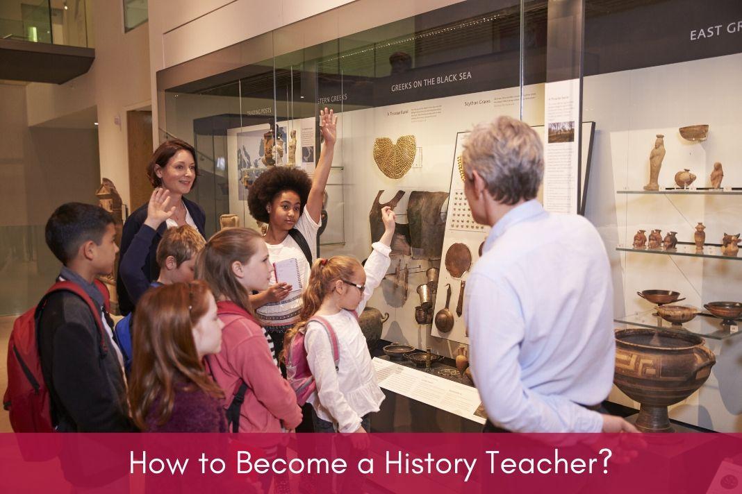 How to become a history teacher