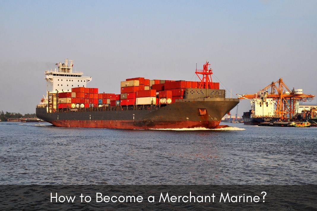 how to become a merchant marine
