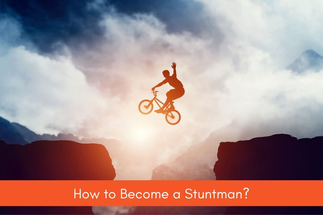 how to become a stuntman