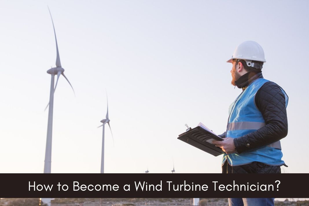 wild turbine technician
