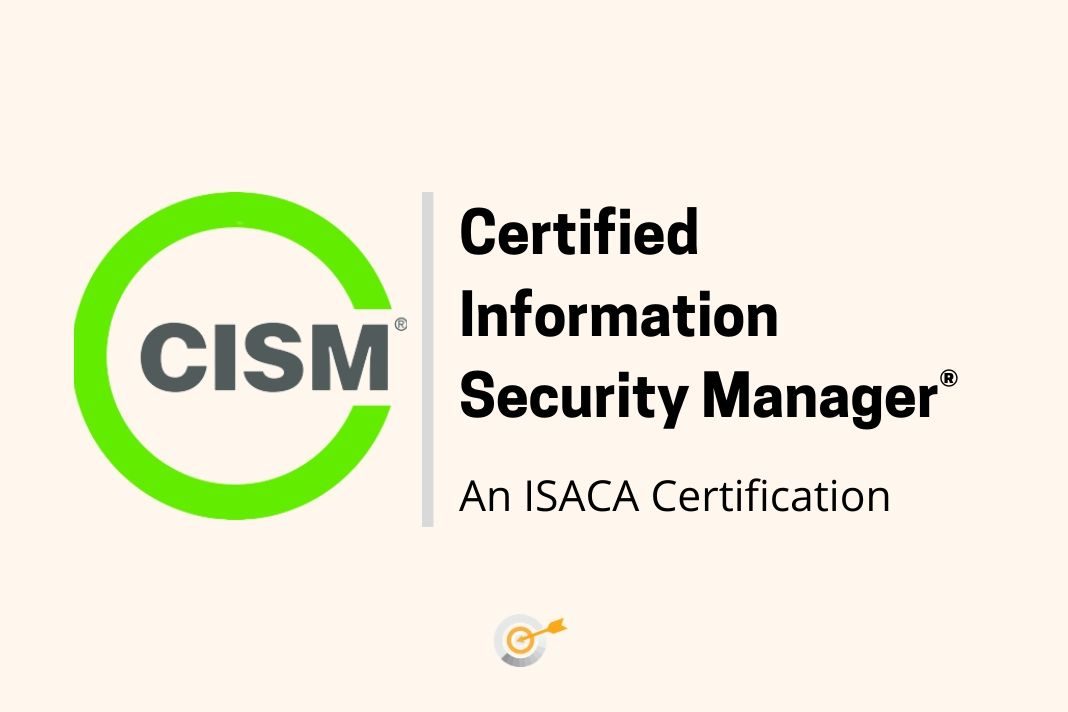 cism certification step overview