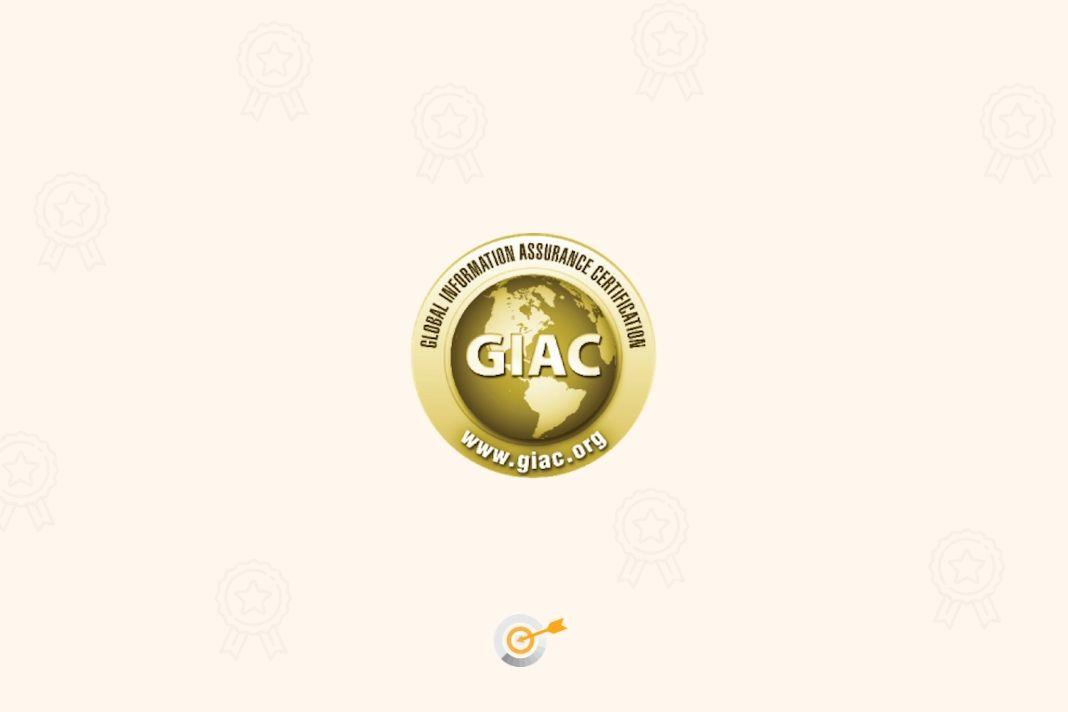 giac certification general