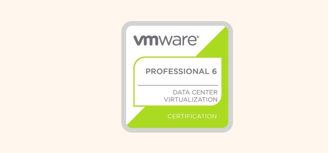 VCP6-DCV Certification