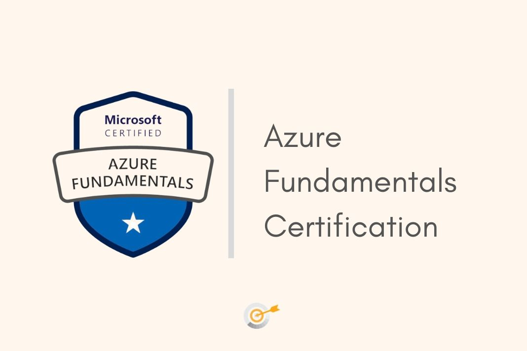 azure fundamental certification