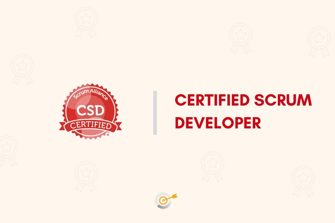 certified scrum developer cert
