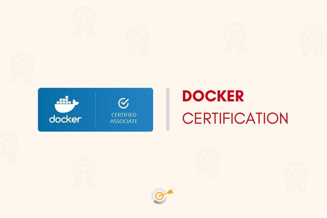 docker certification