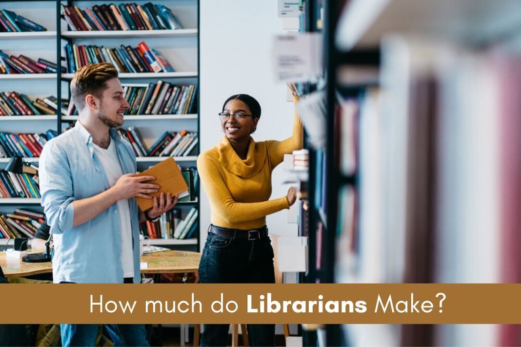 how much librarians make