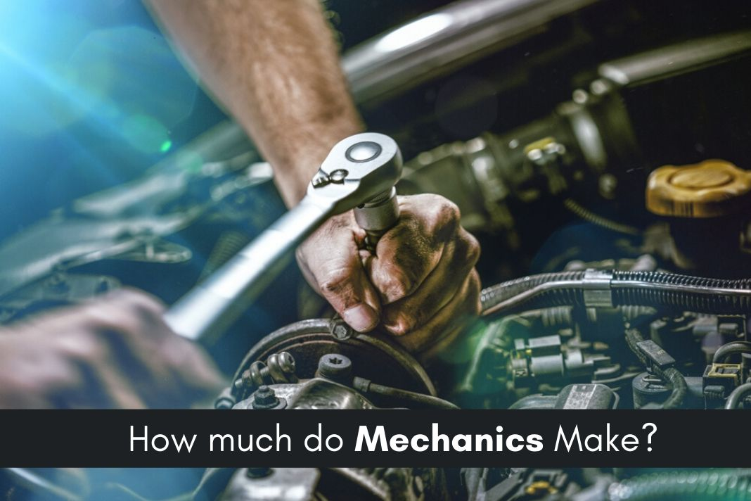 how much mechanics make
