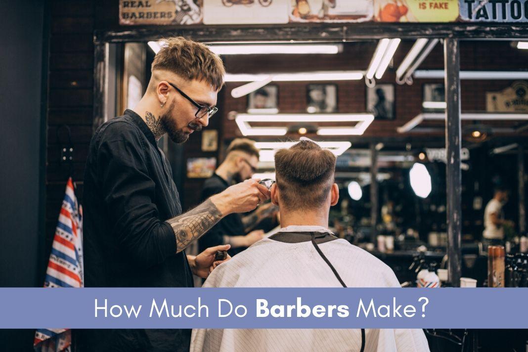 barbers salary