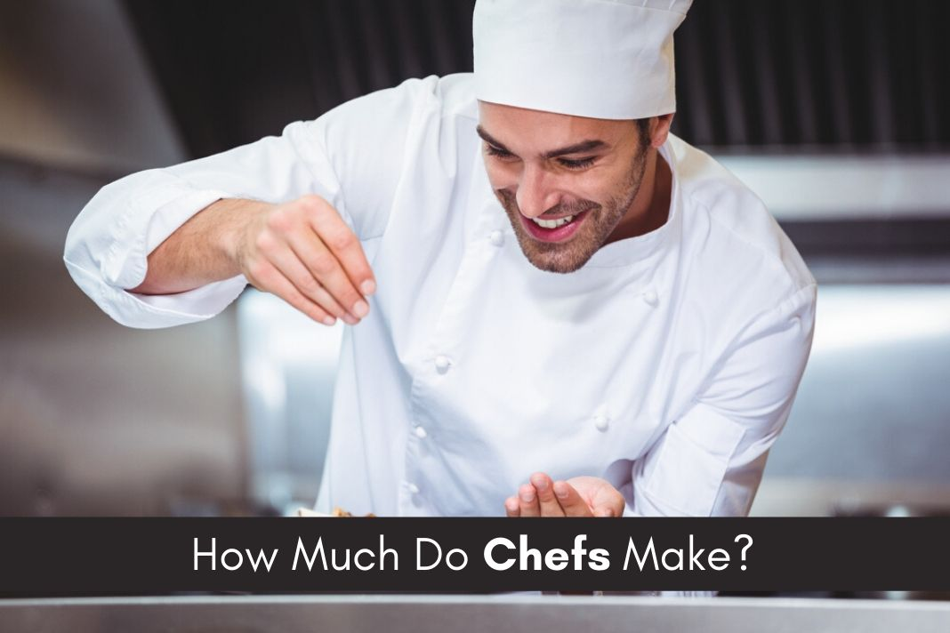 chefs salary