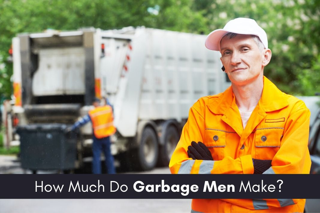 garbage mens salary