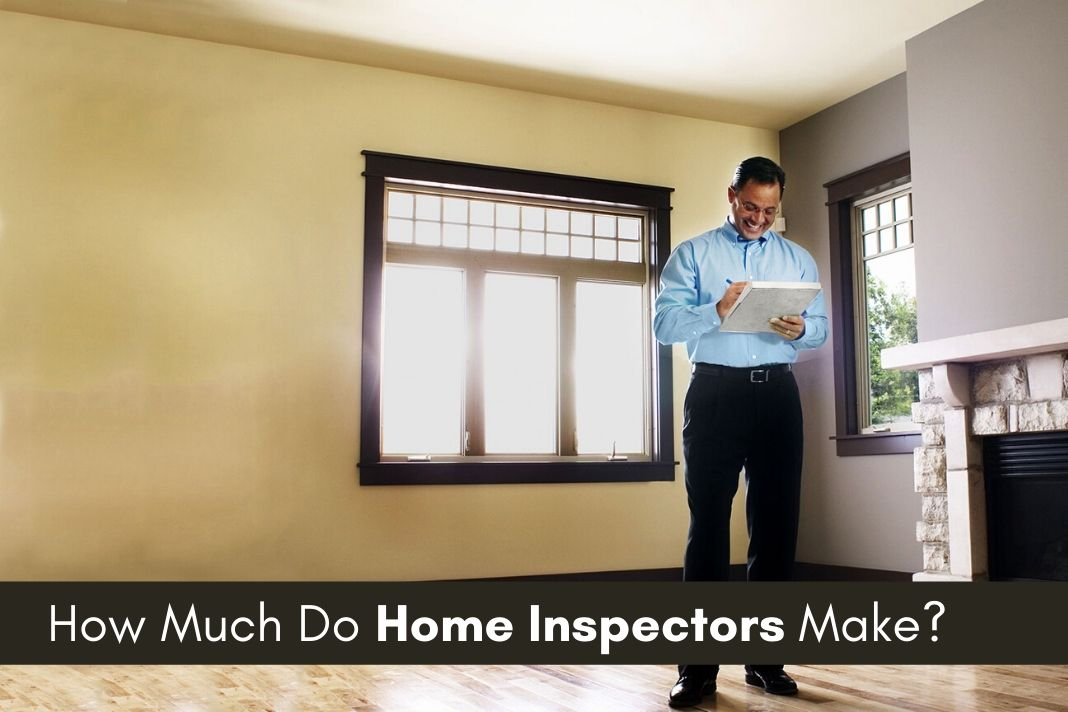 home inspectors salary