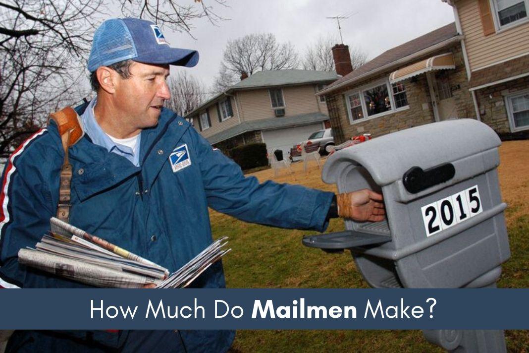 mailmen salary