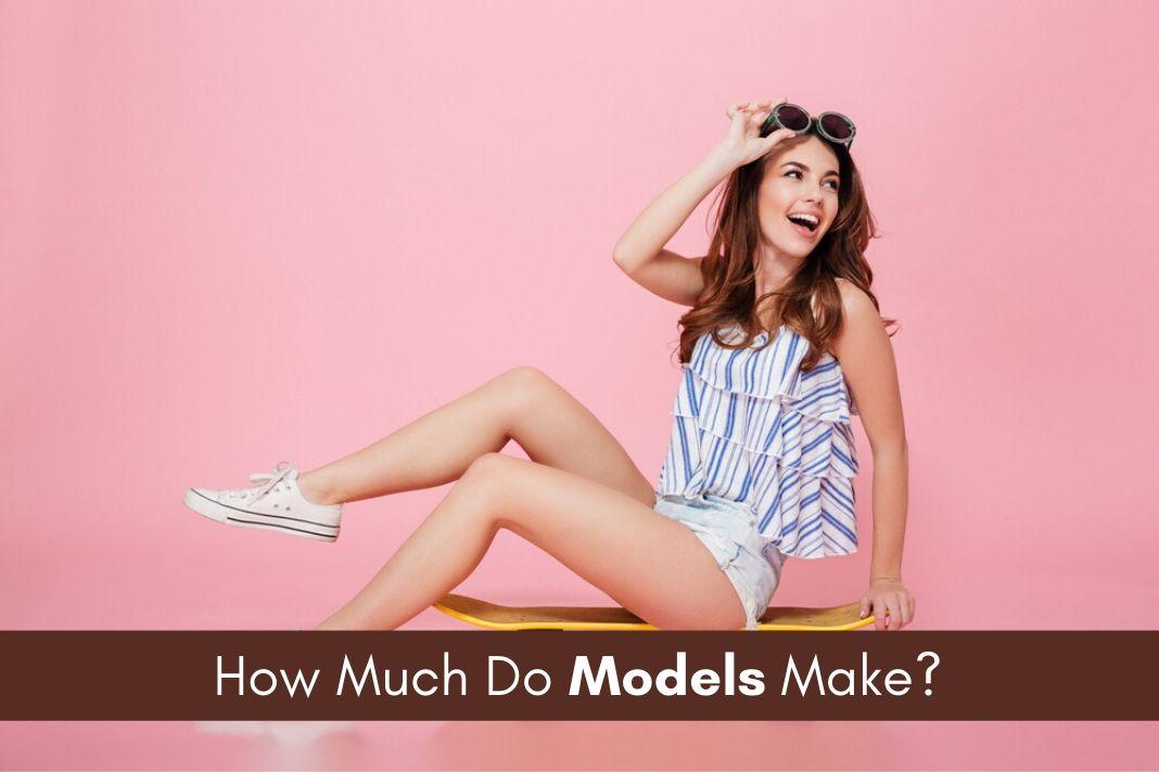 models salary