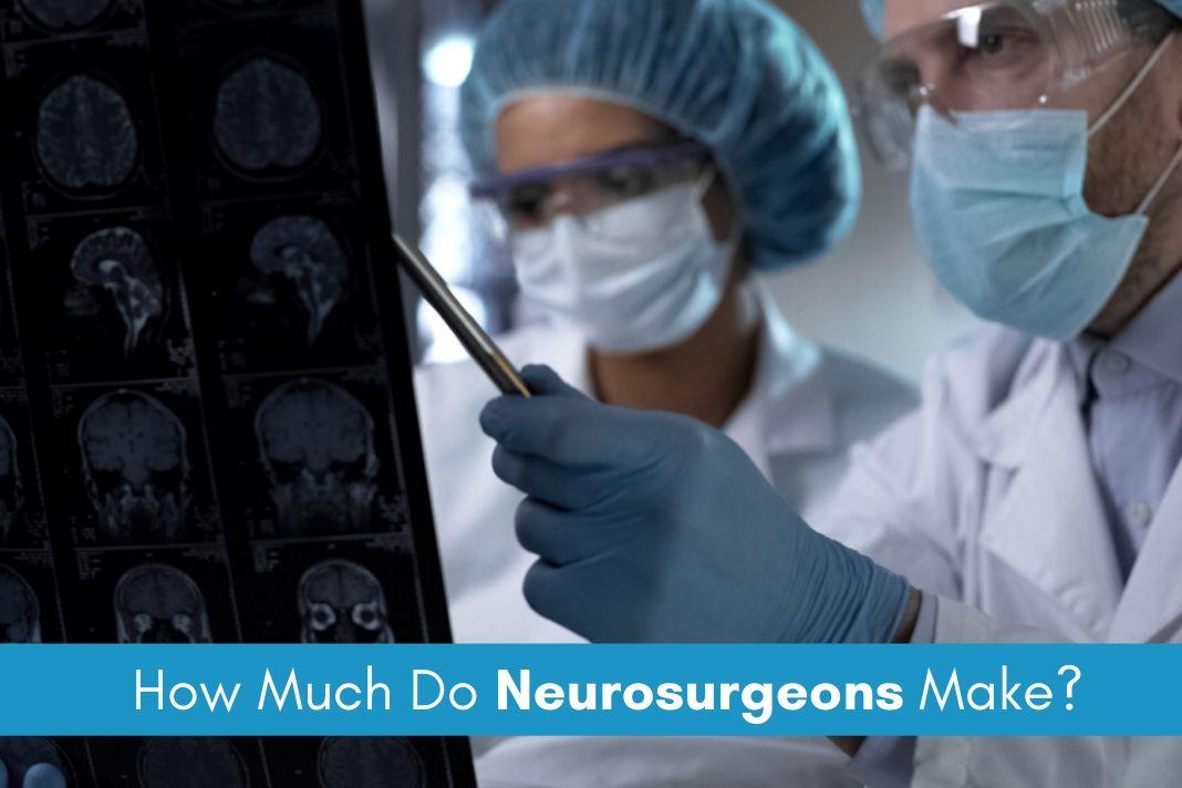 neurosurgeons salary