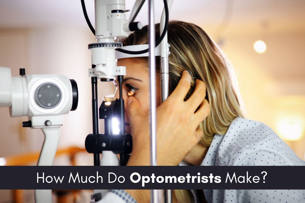 optometrists salary