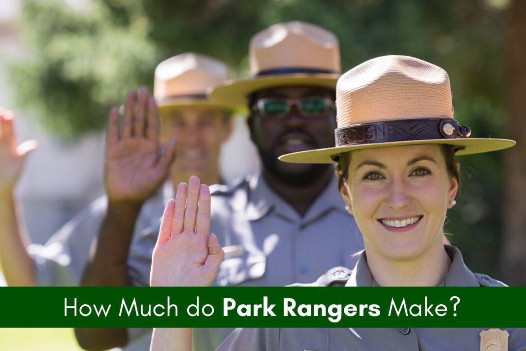 park rangers salary