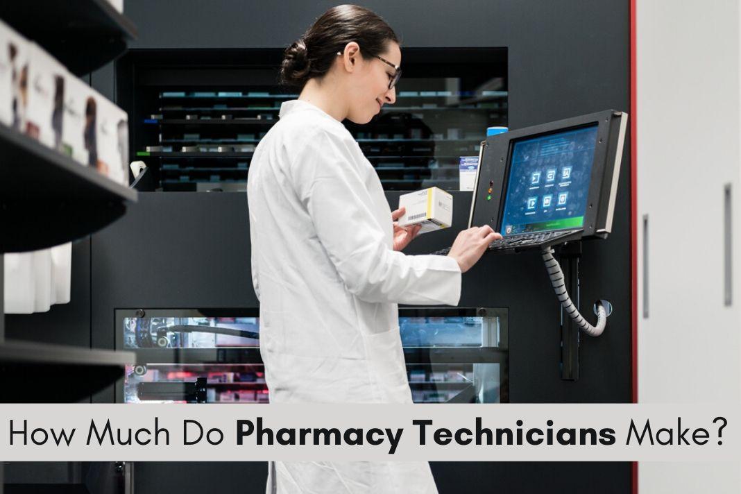 pharmacy Technicians Salary