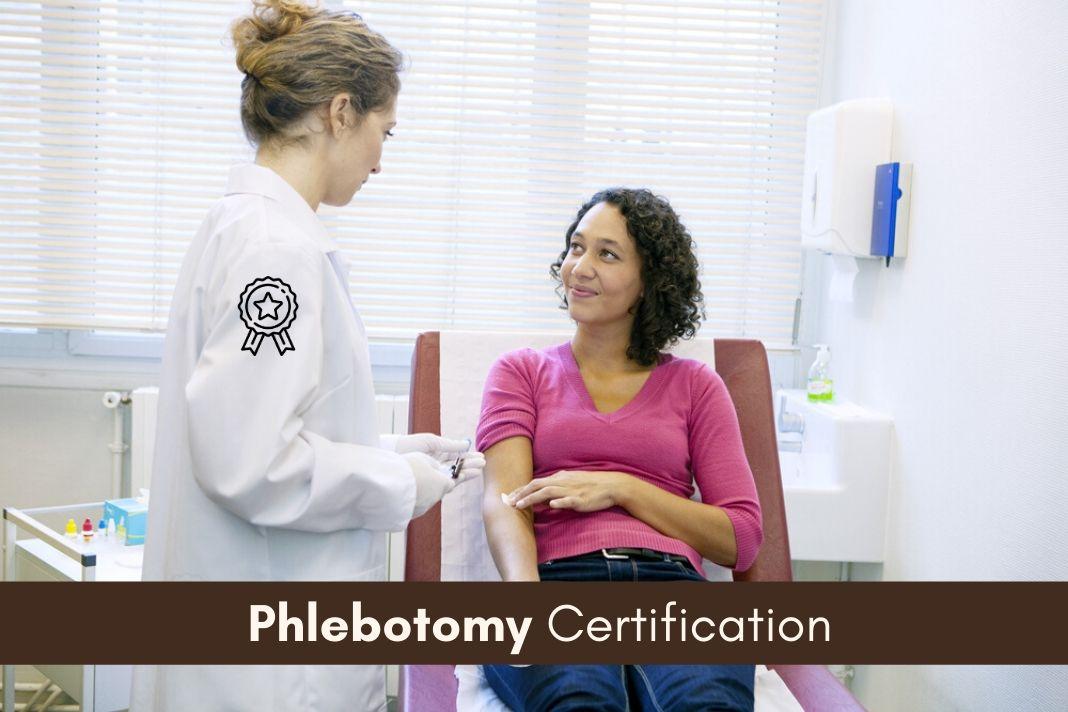 phlebotomy cert