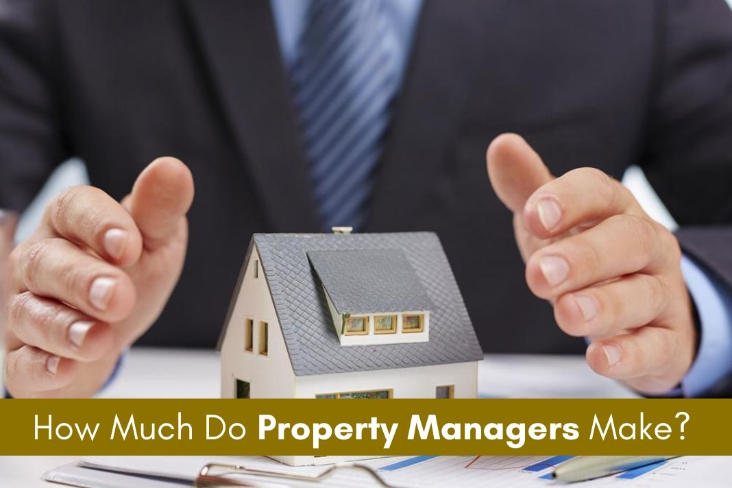 property managers salary