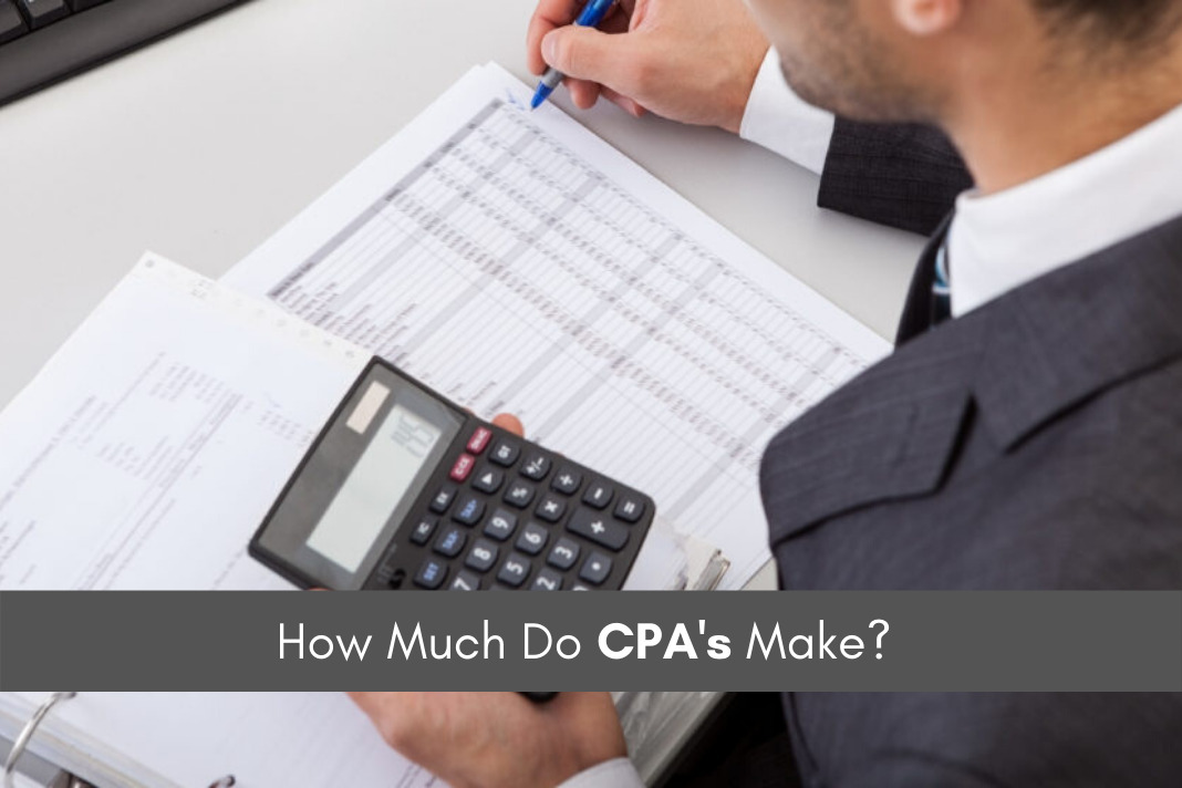 How Much Do CPAs Make