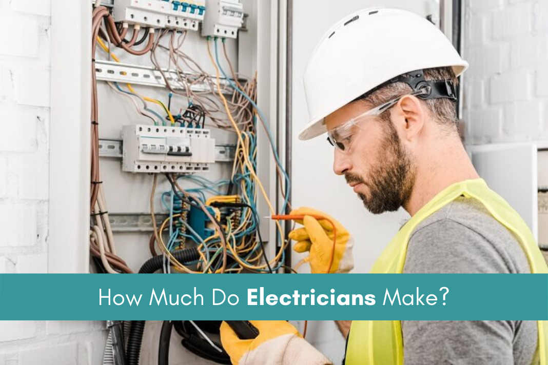 Electricians Salary