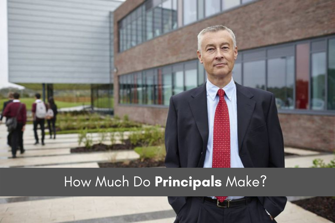 How Much Do principals Make