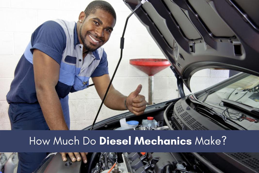 How Much Do Diesel Mechanics Make Per State Careerlancer