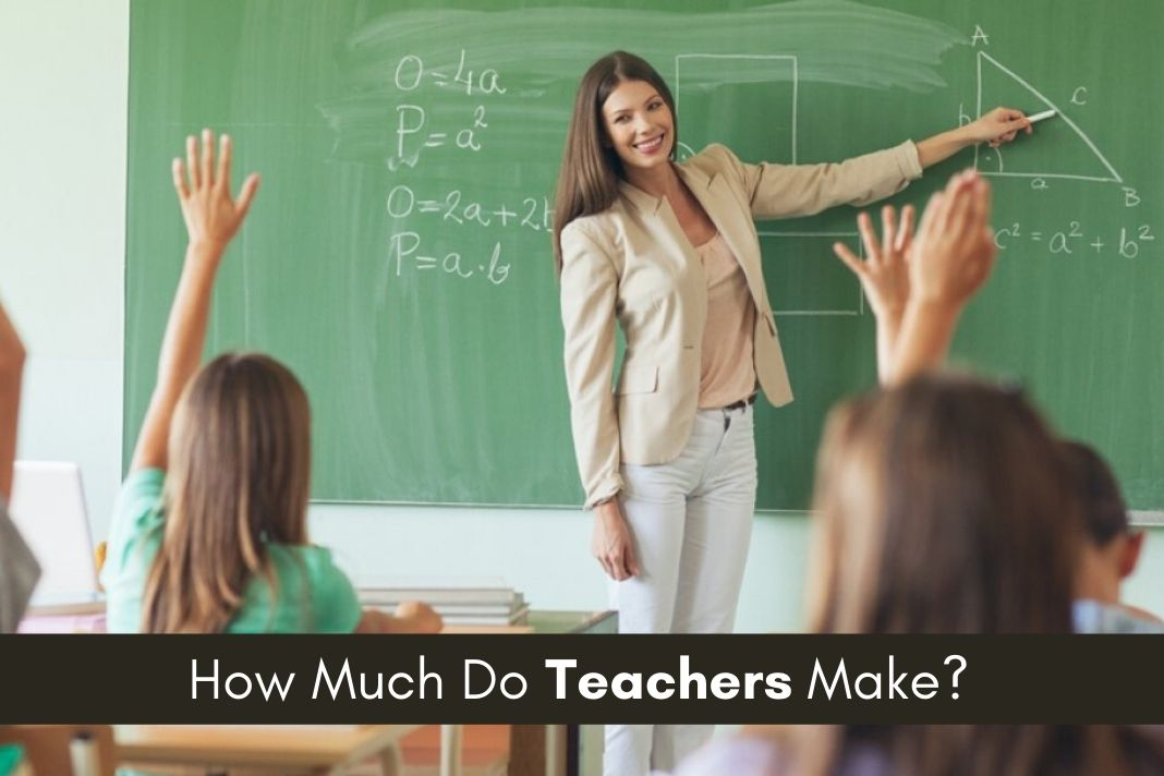 teachers salary
