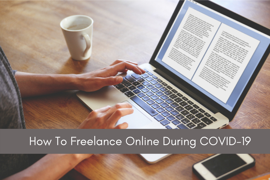 Freelancing Online in the Times of Corona Pandemic